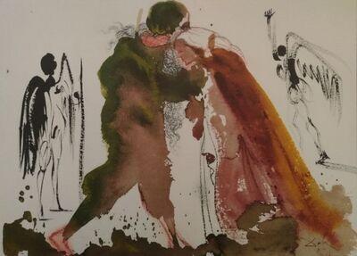 "Salvador Dalí, 'Ipse coniungat vos - From ""Biblia Sacra""', 1964"