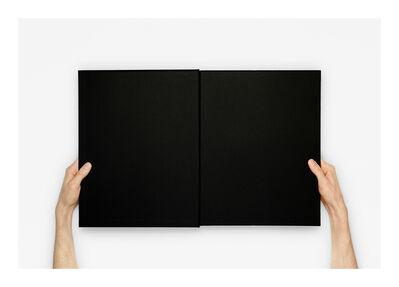 Anne Collier, 'Open Book #6 (George Platt Lynes)', 2011