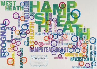 Alan Kitching FRCA RDI, 'Hampstead', 2013