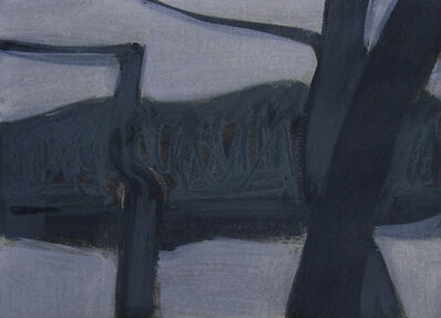 Susannah Phillips, 'Moonlit Pond', 2008