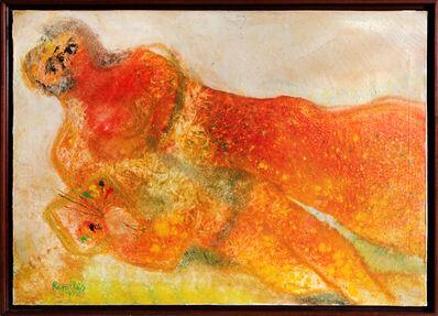 Juan Ripollés, 'Lover's Embrace', 1970