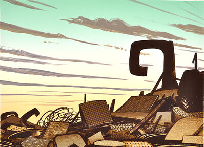 Tom Burckhardt, 'Debris XXI', 2014