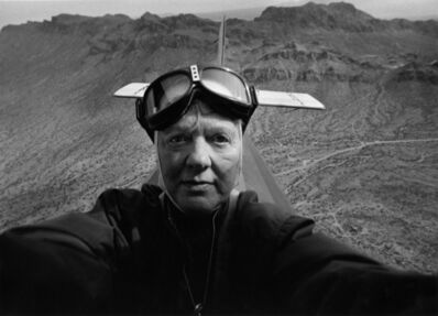 Anne Noggle, 'Myself As A Pilot', 1982