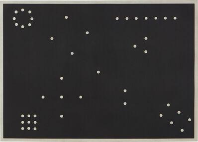 Mel Bochner, 'Rules of Inference (K. 1974.03)', 1974