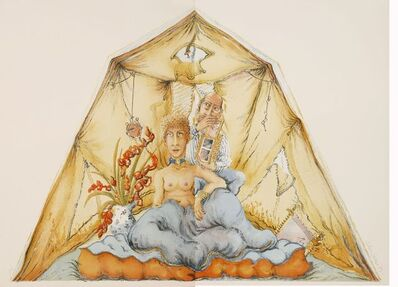 Anthony Green, 'The Tent', 1988
