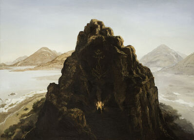 Eric Pérez, 'Monte sagrado', 2020