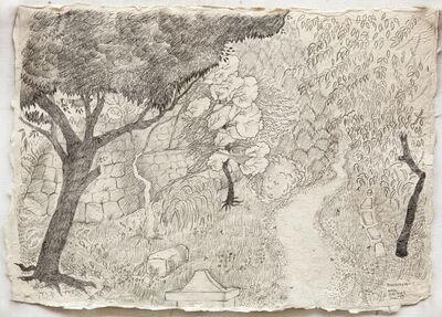 Mala Marwah, 'Pathway to Mussoorie', 2013