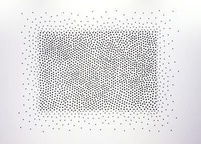 Teresita Fernández, 'Projection Screen (Black Onyx)', 2007