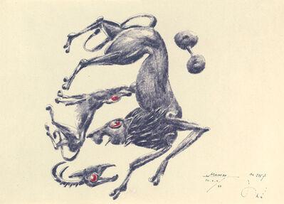 """Alexander Djikia, '""""Minoan series"""" 3', 2001-2002"""
