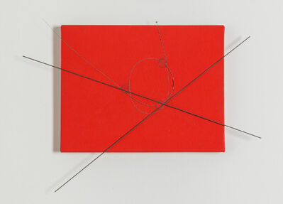 Takis, 'Magnetic Wall', 2000