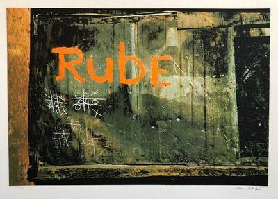 Jon Naar, 'Graffiti Art Photograph Silkscreen Print Wall New York City 1970s Pop Art', 1970-1979
