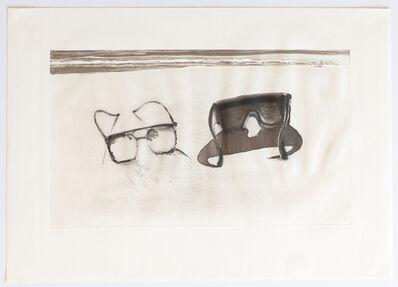 Wayne Thiebaud, 'Two Pair', 1994