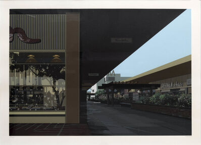 Richard Estes, 'Lakewood Mall', 1981