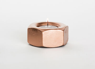 Outra Oficina Leo Capote and Marcelo Stefanovicz, 'Votive Candle Holder', 2015