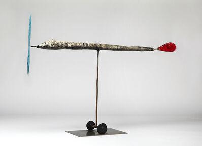 Riera i Aragó, 'Avió allargat cua vermella', 2013
