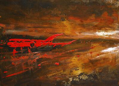 Alessandro Busci, 'Aereo rosso', 2020