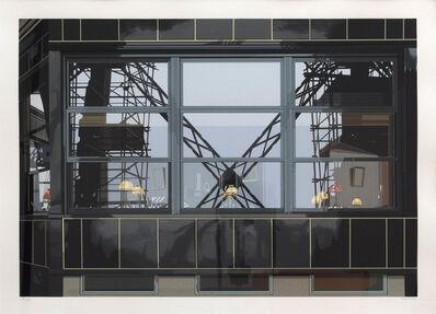 Richard Estes, 'Eiffel Tower Restaurant', 1981