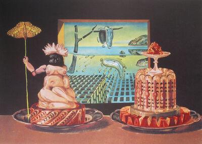 Salvador Dalí, 'Les Je mange Gala', 1977