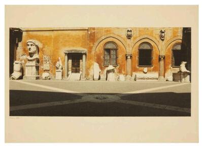 """Luigi Ghirri, 'Roma, dalla serie """"Paesaggio italiano""""', 1990"""