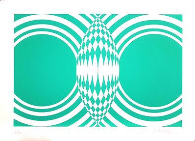 Victor Debach, 'Azure Composition', 1970s