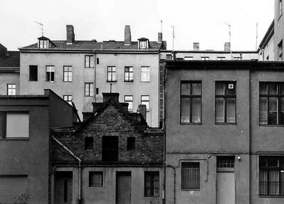 Michael Schmidt, 'Untitled(from Berlin Stadtbilder)', 1976-1977