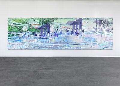Corinne Wasmuht, 'Pehoé Towers', 2013
