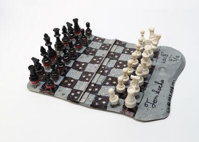 Tom Sachs, 'Chess set', 2010