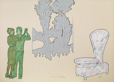Renato Mambor, 'Il peso dei colori', 1966