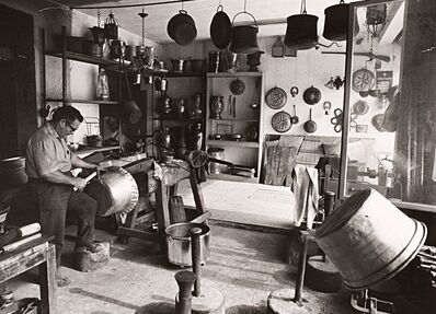 Mario Cresci, 'Craftsman', years 1980