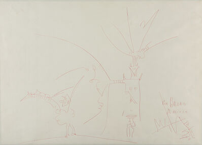 Wifredo Lam, 'Untitled', 1970