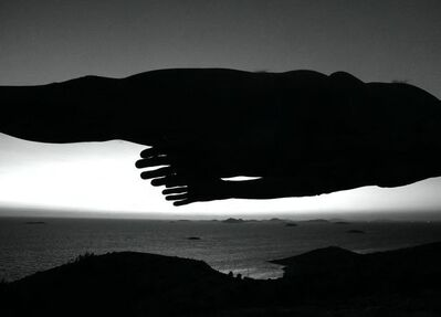 Arno Rafael Minkkinen, 'Gravity Sleeps Zirje Adriatic Sea Croatia', 2017