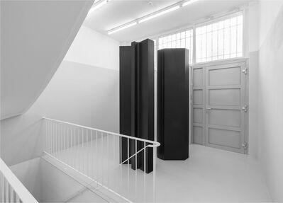 Martin Wenzel, 'Taiwo & Kehinde (Deutsche Bank Towers) ', 2019