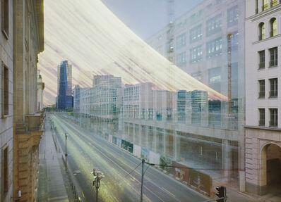 Michael Wesely, 'LeipzigerPlatz Quartier, Berlin (9.11.2011 - 8.10.2014)', 2011-2014