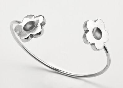 Hubert Le Gall, '2 Flowers Bracelet', 2015