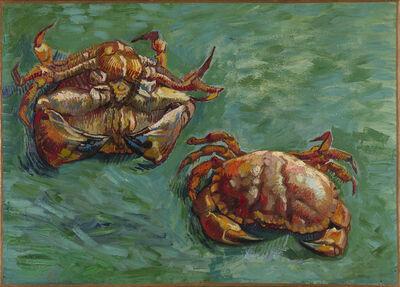 Vincent van Gogh, 'Two Crabs', 1889