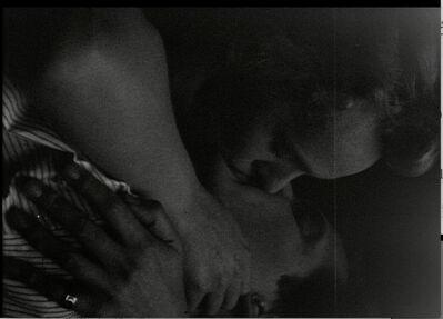 Andy Warhol, 'Dark Kiss (Kiss Out) Charlotte Gilbertson and Philip van Rensselaer', 1963-64