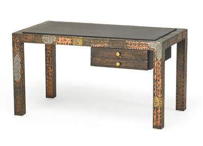 Paul Evans (1931-1987), 'Patchwork desk, USA', 1970s