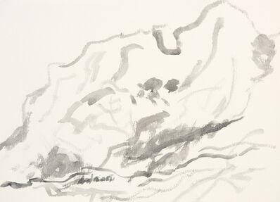Etel Adnan, 'Montagne Sainte Victoire 12', 1990