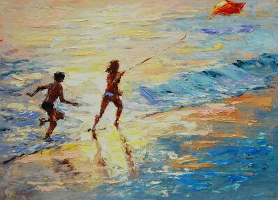 Elena Bond, 'Kite Runners'