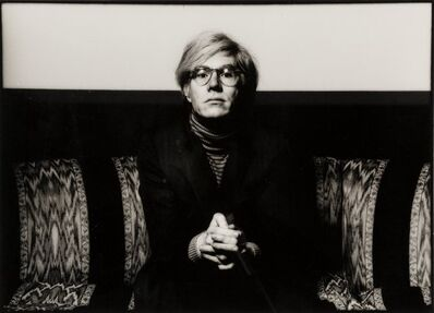 Norman Seeff, 'Andy Warhol', 1969