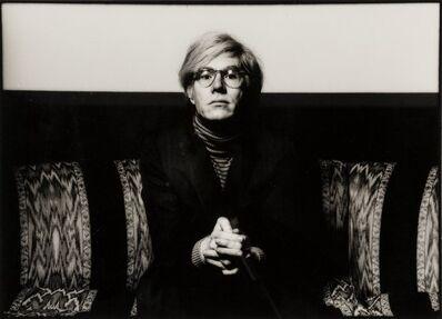 Norman Seeff, 'Andy Warhol', 1969