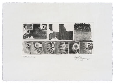 Jasper Johns, 'Untitled', 2008
