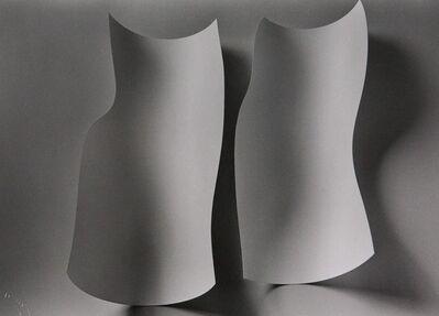 Yasuhiro Ishimoto, 'Untitled (abstraction B&W)', 1990s