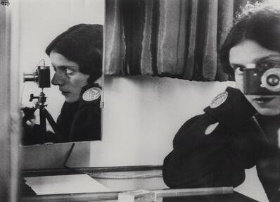 Ilse Bing, 'Self-Portrait with Mirrors', 1931