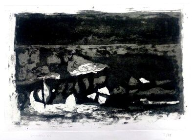 Enzo Brunori, 'Landscape', 1965