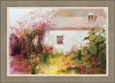Pino Daeni, 'Colorful Archway Study ', 2001