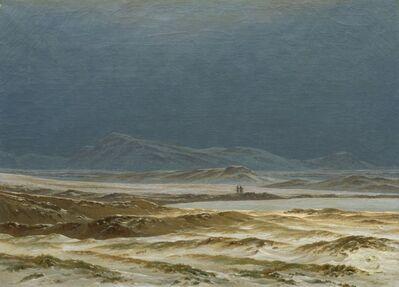 Caspar David Friedrich, 'Northern Landscape, Spring', ca. 1825