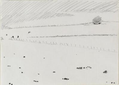 Gilles Aillaud, 'Skyros', 1979