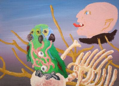 Gabriel Secchin, 'Aurora do papagaio verdadeiro', 2020