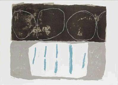 William Scott (1913-1989), 'Arran', 1960